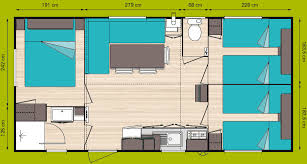 mobile home 3 chambres mobile home hurongues csite 4
