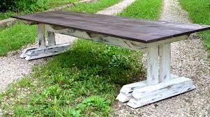 diy farm table plans heavy duty wood picnic table plans new diy kids farm table ella