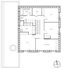 Home Design Concept Lyon Villa B By Tectoniques Architects