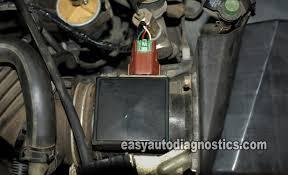 part 1 mass air flow maf sensor test nissan sentra 1 6l 1995 1999