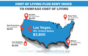 which state has the lowest cost of living las vegas 1 safest cities in usa from natural disaster