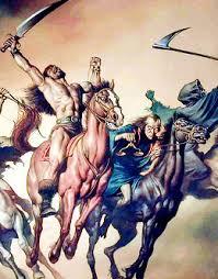 horsemen of the apocalypse the messengers wiki fandom powered