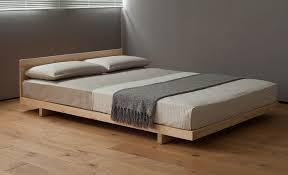 Japanese Platform Bed Amazing Japanese Platform Bed Style Pertaining To Ordinary