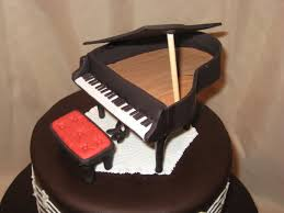 the piano cake saveyourforkcakes