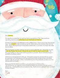 santa gift list santa letter religious letter from santa santa gift