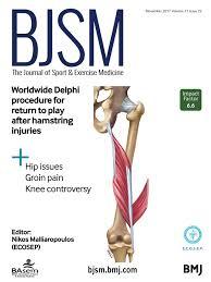 british journal of sports medicine bjsm a multi media portal