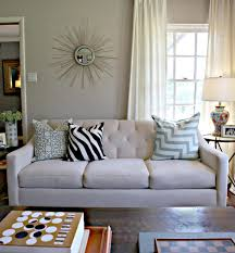macy u0027s chloe sofa contemporary living room behr wheat bread