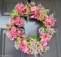 Diy Wreaths Front Door Wreaths For Spring Table Of Contents Spring Holiday