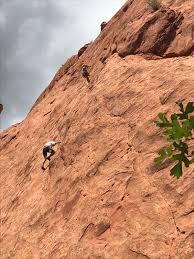 Rock Climbing Garden Of The Gods Climbing Garden Of The Gods In Colorado Was Amazing Climbing