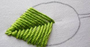 Fish Bone Stitch Embroidery Tutorials Enhance Your Skill Try These 6 Embroidery Stitches