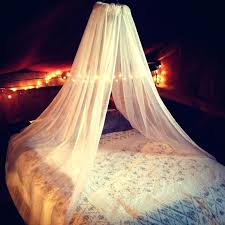 bed canopy with lights diy bed canopy with fairy lights make a magical tinyrx co