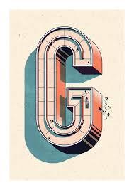 74 best letter u003cg u003e images on pinterest typography letters