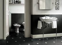 bathroom tiles black and white ideas black and white tile bathroom ideas medium size of modern