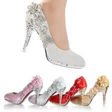 wedding shoes glitter aliexpress buy new design women girl wedding pumps bridal