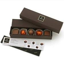 assorted gift boxes amedei gift box of 5 assorted chocolate pralines gift boxes