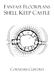 shell keep castle fantasy floorplans dreamworlds wargame vault