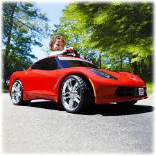 corvette power wheels power wheels c7 corvette to be fastest yet