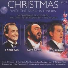with the tenors by luciano pavarotti josé