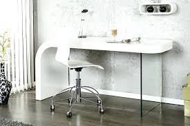 bureaux blanc laqué bureau design blanc bureau design bureau blanc laque design pas cher