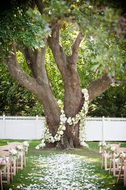 Garden Wedding Ceremony Ideas 10 Outdoor Wedding Ceremony Ideas That Nobody Else Will