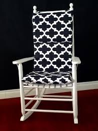 decor glider rocker cushions set