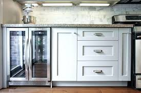 under cabinet beverage refrigerator beverage cooler cabinet view larger under attractive regarding 17