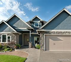 residential exterior suede limestone cultured stone