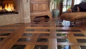 Wide Plank Distressed Hardwood Flooring Reclaimed Distressed Wood Flooring Bleached