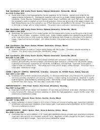 Job Hopper Resume by Robert J Fair Project Controls Manager Resume Doc
