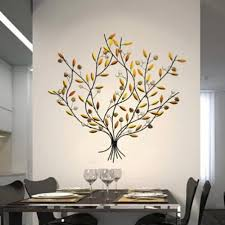 Wall Decor Metal Tree Trendy Metal Tree Wall Decor India No Bad Days No Tree Of Life