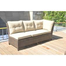 better homes and gardens baytown 5 piece woven sectional sofa set