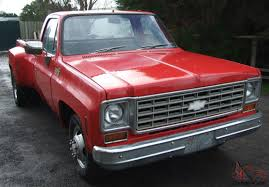 truck gmc chevrolet 1975 c10 c20 c30 pickup dually chev truck gmc truck