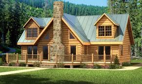 plans for cabins log home plans cabin designs from smoky mountain builders tiny