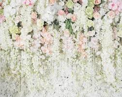 wedding backdrop of flowers wedding backdrop etsy