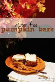 Pumpkin Bars With Crumb Topping Gluten Free Pumpkin Bars W Crumble Topping Recipe Best