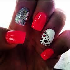 pink cheetah nail design nail art my nails pinterest