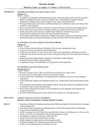 it consultant resume it systems analyst consultant resume sles velvet
