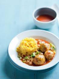 cuisine marocaine couscous recette couscous de boulettes de poisson