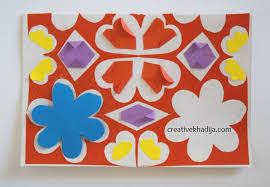 Creative Ideas To Make Greeting Cards - beautiful handmade eid cards birthday cards for sale