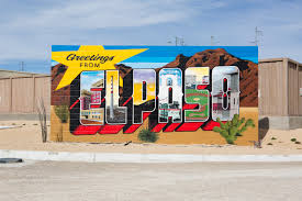 greetings tour usa postcard murals in a rv street art el paso tx