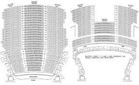 pantages playhouse theatre winnipeg tickets schedule seating