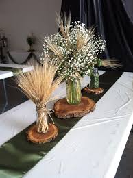 Flowers In Bismarck Nd - hops and barley centerpiece by exquisite events bismarck nd