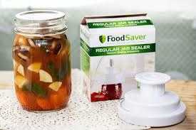 manual foodsaver how to seal jars with a food saver with pictures ehow