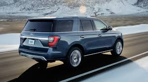 2017 ford expedition platinum ford unveils tech heavy 2018 ford expedition a rolling