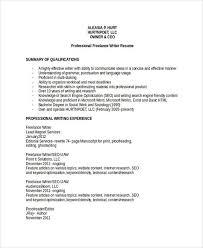 freelance writer resume freelance writer resume samples visualcv