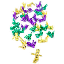 cheap mardi gras decorations king cake babies pgg 36 mardigrasoutlet
