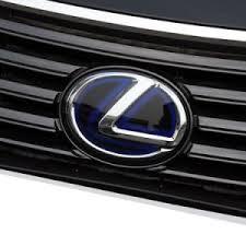 lexus emblem china epoxy front grille car logo emblem for lexus badge china