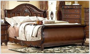 King Size Sleigh Bed King Sleigh Bed Frame King Sleigh Bed Frame Traditional King Size