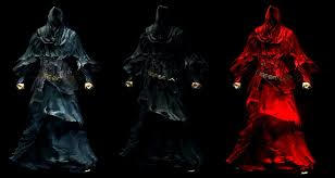 dark souls halloween costume re colored gold hemmed black set at dark souls nexus mods and