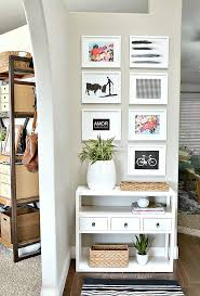 Foyer Artwork Ideas 10 Sneaky Ways To Fake A Foyer Open Layout Walls And Room